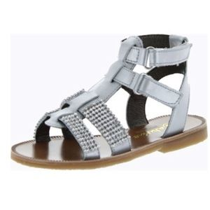 NATURINO**Diamond Gladiator Sandals**US 3 $75